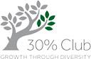30% Club Canada Logo