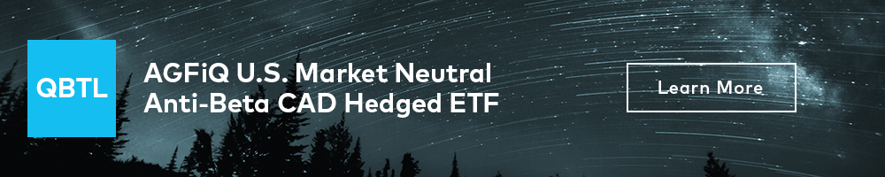 QBTL - AGFiQ US Market Neutral Anti-Beta CAD-Hedged ETF