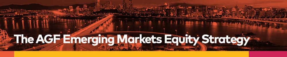 The AGF Emerging Markets Equity Strategy